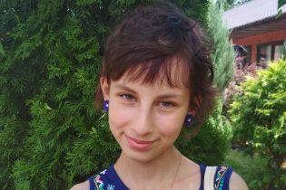 14-летняя Настя в третий раз вынуждена избавляться от злокачественной опухоли в мозге