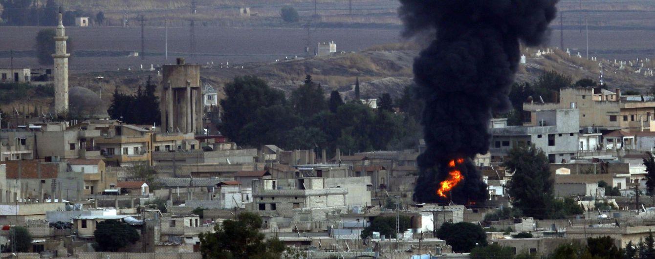 Туреччина могла застосувати хімічну зброю проти курдських мирних жителів у Сирії