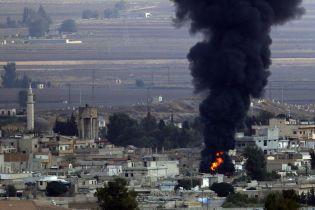 Турция могла применить химическое оружие против курдских мирных жителей в Сирии