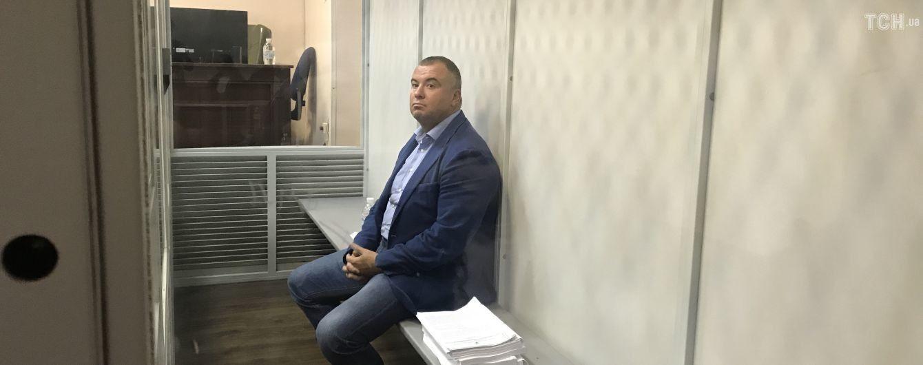 Экс-заместителю секретаря СНБО Гладковскому избрали меру пресечения