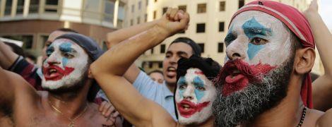 У Лівані не вщухають масові антиурядові протести