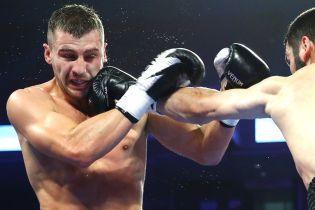 Гвоздик програв Бетербієву і втратив чемпіонський пояс