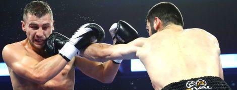 Гвоздик проиграл Бетербиеву и потерял чемпионский пояс