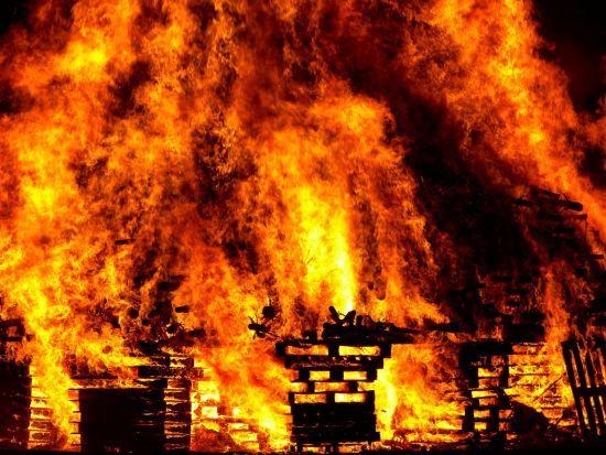 У Київській області в пожежі загинула родина: батько і двоє дітей