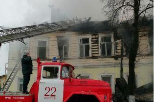 В российском Ростове пятеро детей сгорели заживо в квартире