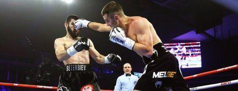 Гвоздик выигрывал у Бетербиева на судейских записках до нокаута
