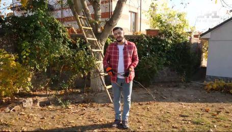Заготівля органічних добрив - Осінь на дачі зі Stihl