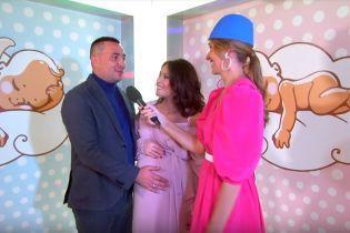 Беременная Наталка Карпа назовет дочку армянским именем