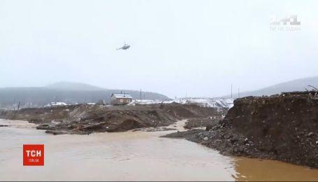 15 людей загинули внаслідок прориву дамби на золотокопальні в Красноярську