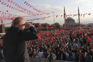 """Эрдоган поставил курдам ультиматум: если они не уйдут до вторника, Турция продолжит """"сносить головы"""""""