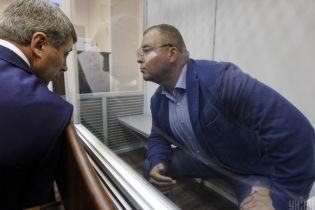 Рябошапка убежден, что освобождение Гладковсього под залог не позволит ему убежать