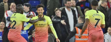 """""""Манчестер Сити"""" уверенно разобрался с """"орлами"""", Зинченко остался вне заявки"""