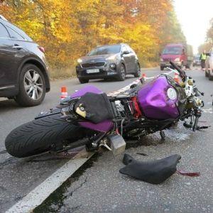 Під Києвом на Гостомельській трасі у ДТП загинула відома мотоблогерка