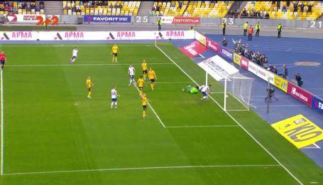 Динамо – Олександрія - 1:0. Відео голу Миколенка