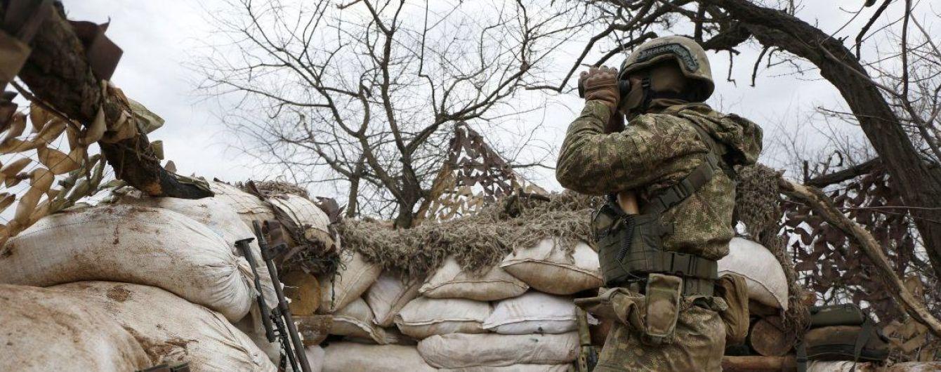 Воскресенье на передовой прошло без потерь среди украинских бойцов. Ситуация на Донбассе