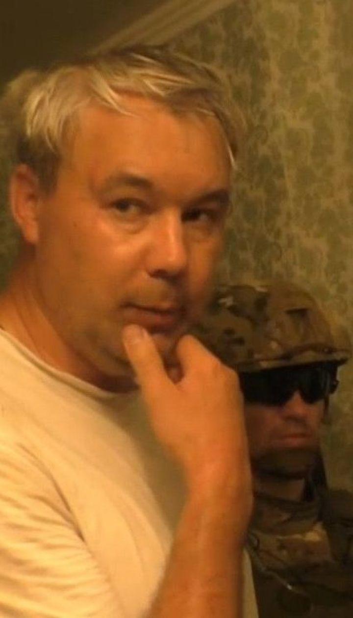 Контррозвідники захопили російського диверсанта, який готував масштабний теракт на авіабазі