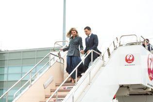 Владимир Зеленский прибыл с рабочим визитом в Японию