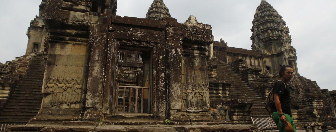 """Вчені заявили, що знайшли у Камбоджі стародавнє """"загублене місто"""" Кхмерської імперії"""