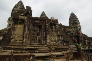 """Ученые заявили, что обнаружили в Камбодже древний """"затерянный город"""" Кхмерской империи"""