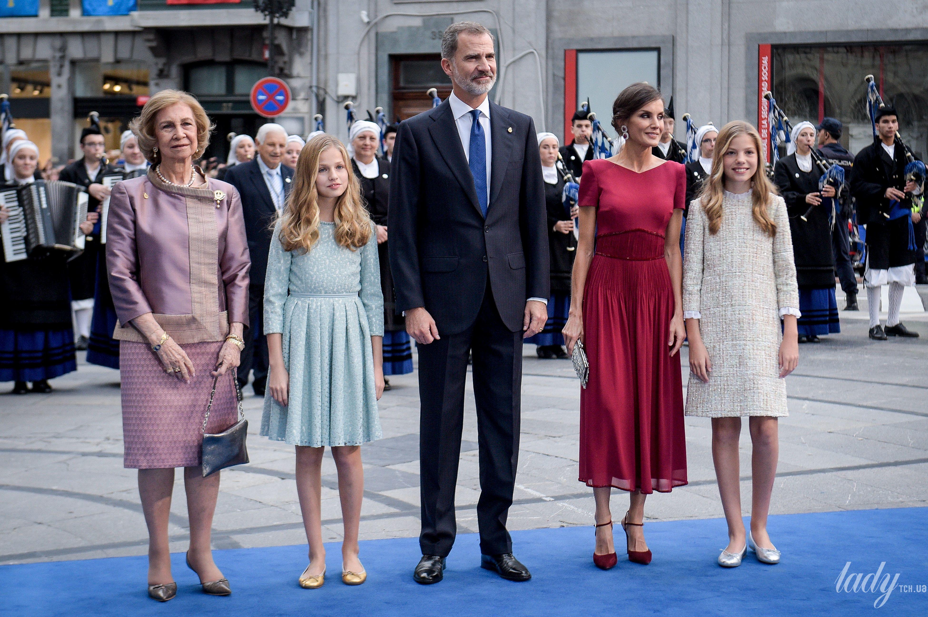 Испанская королевская семья_3