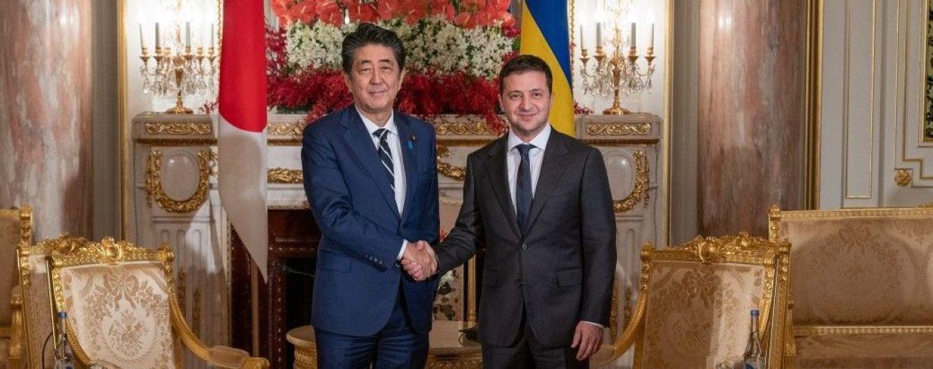 Зеленський у Японії. Президент просив про безвізовий режим і подякував за інвестиції