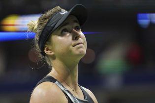 Свитолина сдала четыре позиции в рейтинге лучших теннисисток планеты