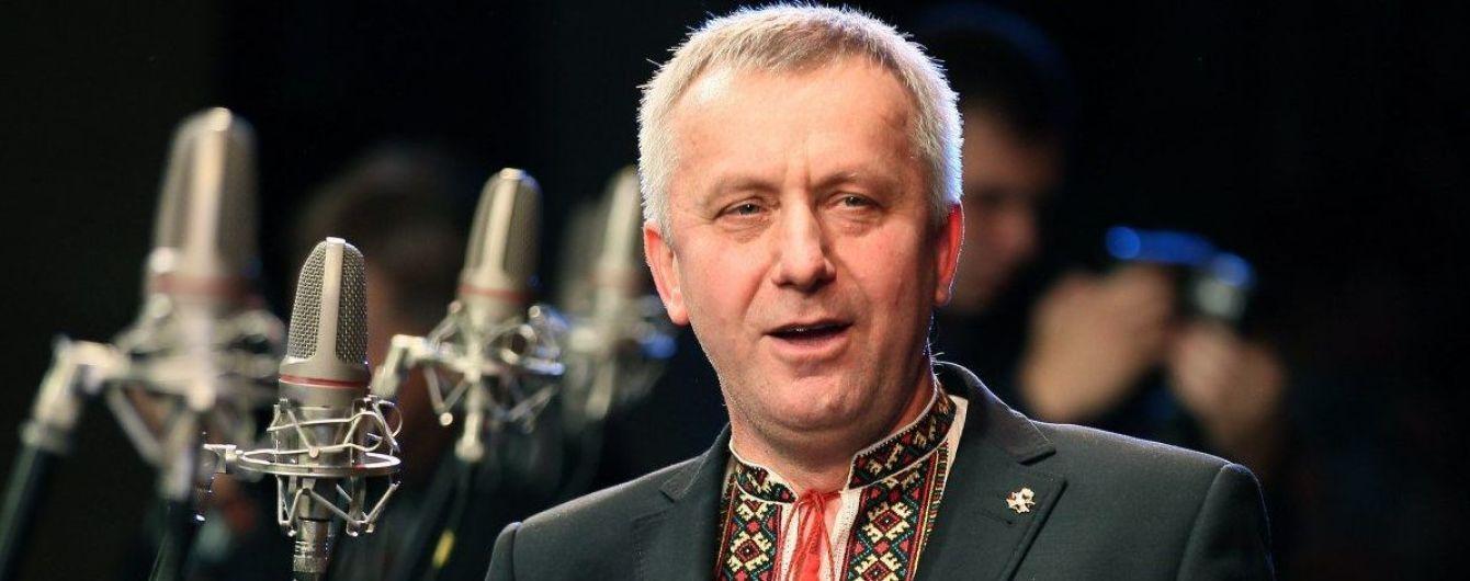 Керівник хору Верьовки прокоментував номер своїх підопічних, де висміяли підпал будинку Гонтаревої