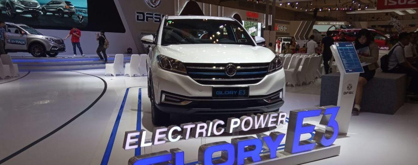На рынок Австралии впервые выходят китайские электрокары DFSK