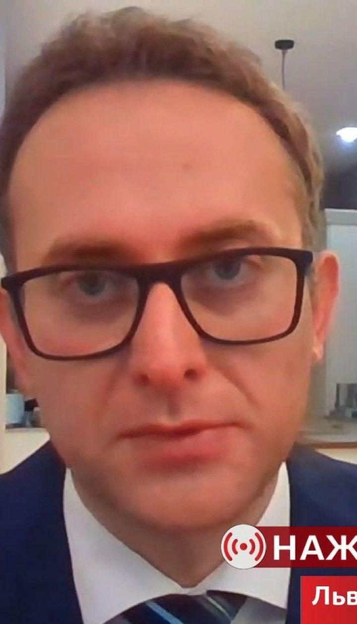 Чому частина мешканців Львівщини може залишитися без опалення - голова Львівської ОДА Маркіян Мальський