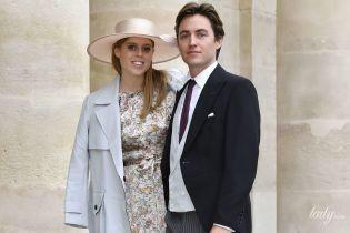 Принцесса Беатрис и Эдоардо Мопелли Моцци погуляли на свадьбе племянника Наполеона I в Париже