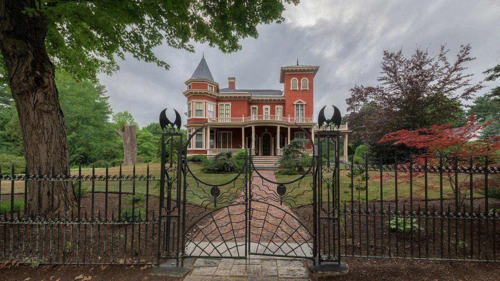 Дом Стивена Кинга   Бангор (штат Мэйн)