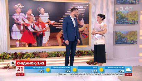 """Людмила Барбир поблагодарила зрителей за поддержку в проекте """"Танцы со звездами"""""""