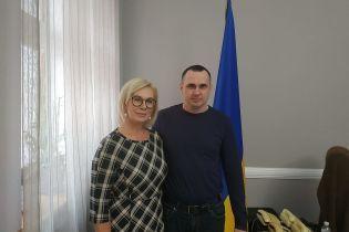 Денисова и Сенцов обсудили дорожную карту в отношении удерживаемых в России украинцев