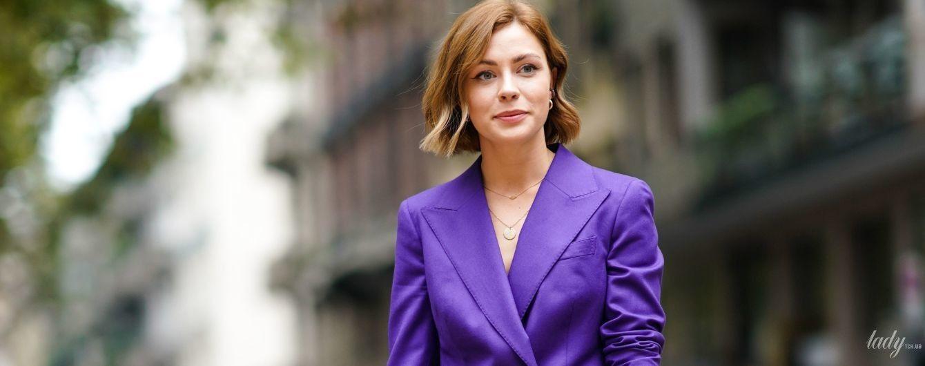 Фіолетовий – колір сезону