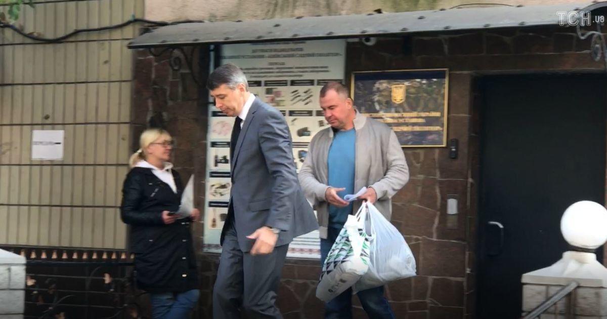 Гладковський з речами покинув СІЗО, але обіцяє продовжити голодування