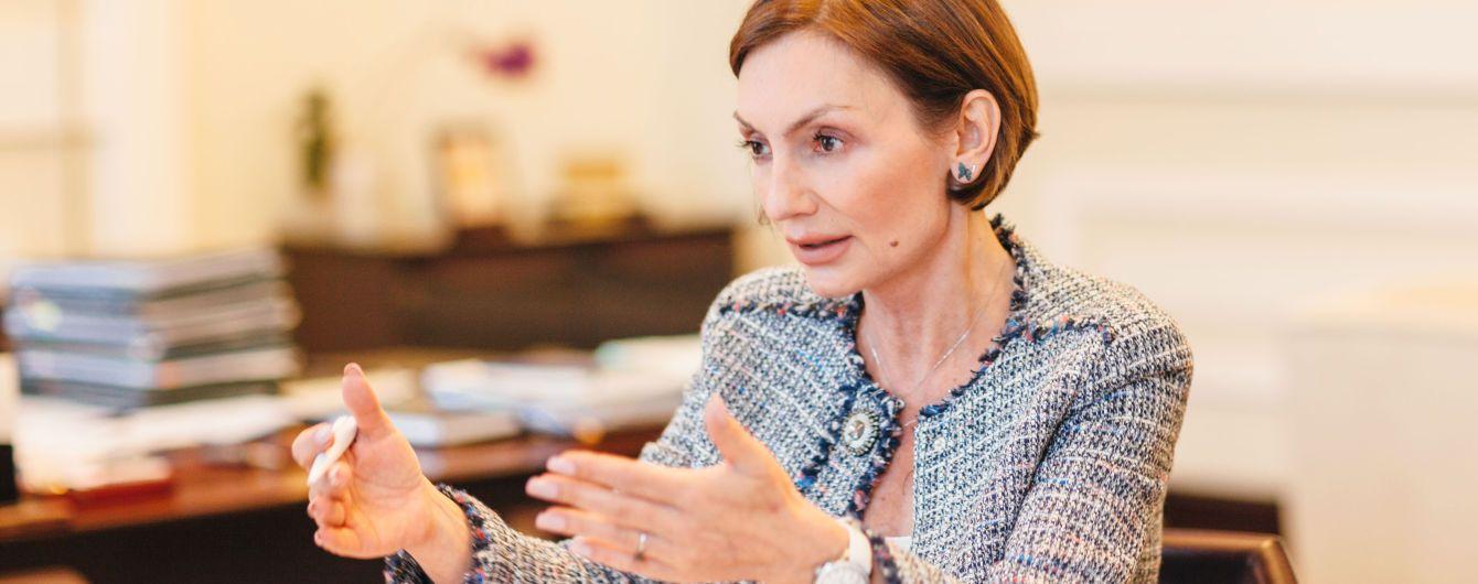 Критической необходимости в срочности новой программы с МВФ нет, деньги пока есть - Рожкова