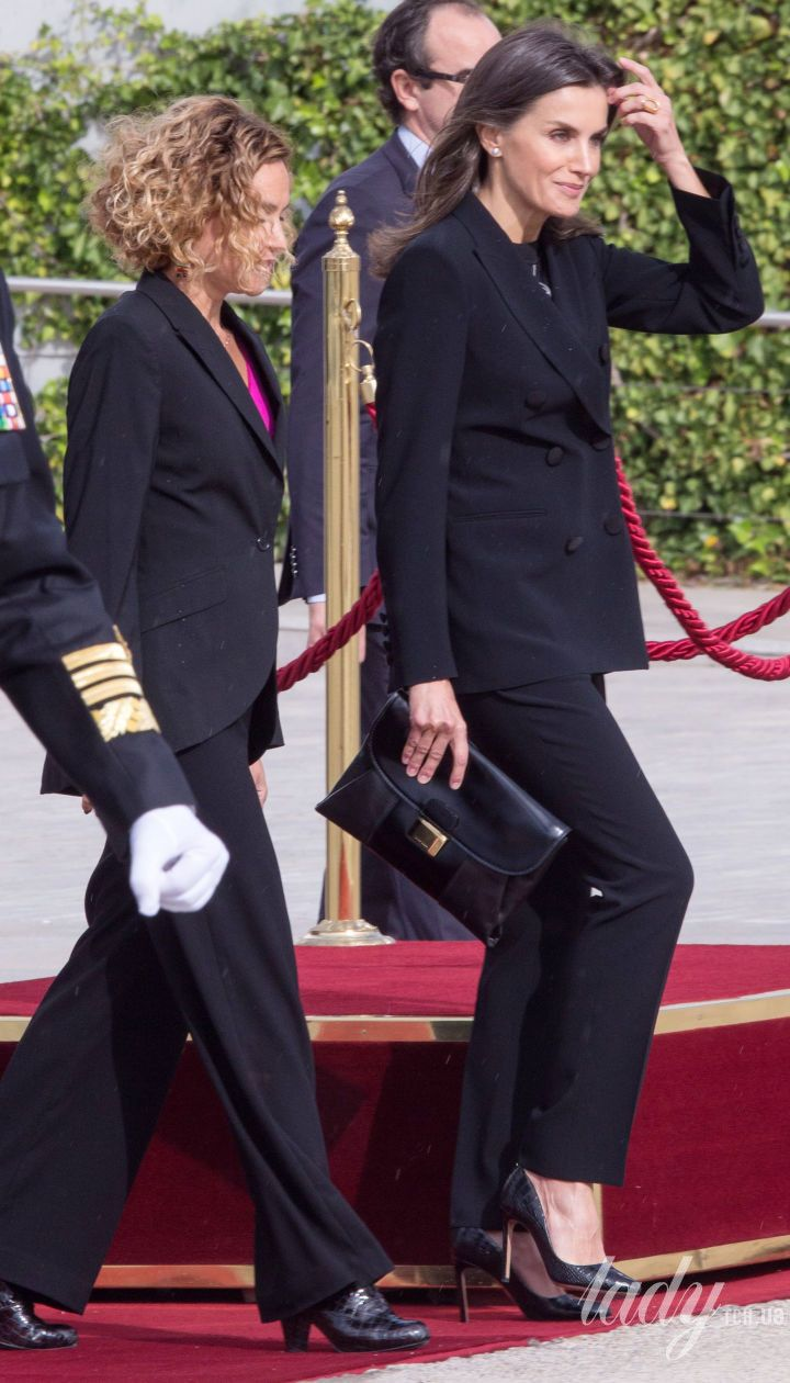 Королева Летиція і король Філіпп VI в Японії