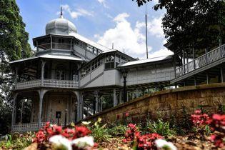 В Эфиопии для туристов открыли Национальный дворец Менелика II
