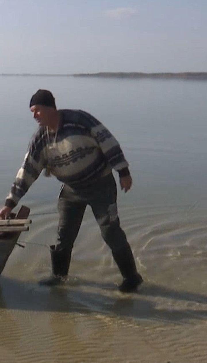 Урятувати Світязь: найглибше озеро України катастрофічно міліє