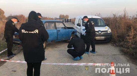 """На Киевщине неизвестные обстреляли машину и ранили мужчину, объявлено спецоперацию """"Сирена"""""""