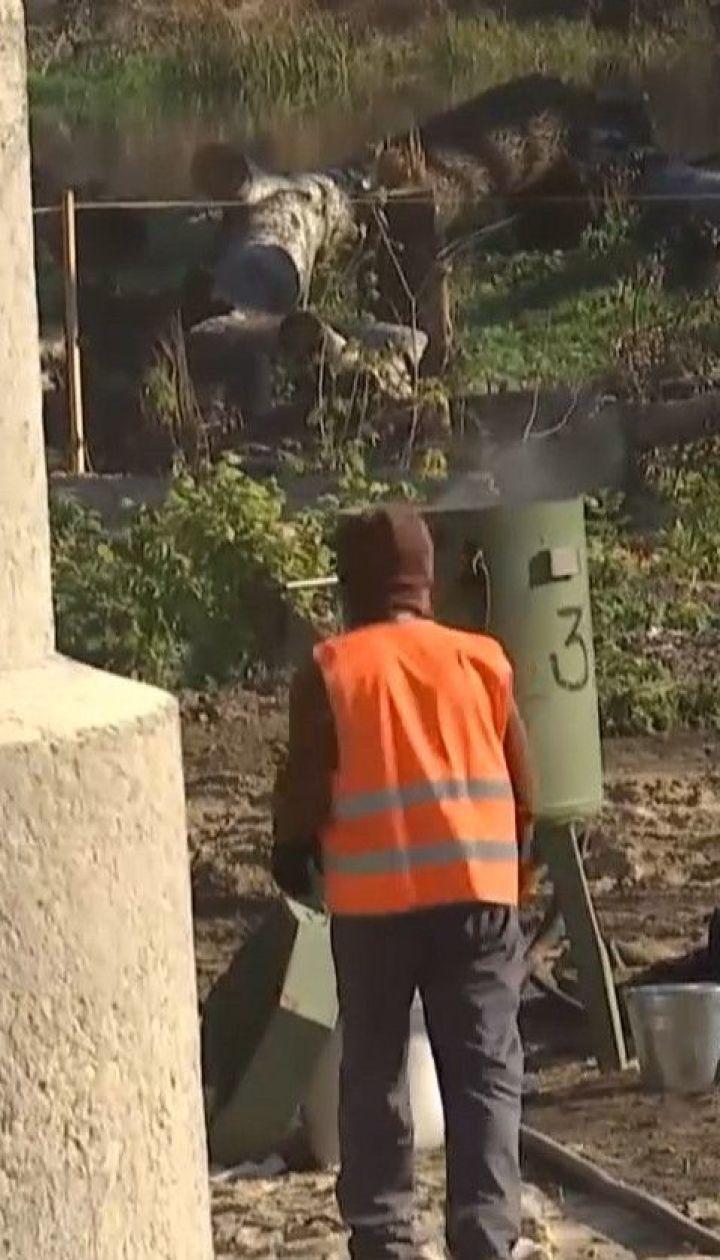 За п'ять тижнів мають добудувати міст у Станиці Луганській