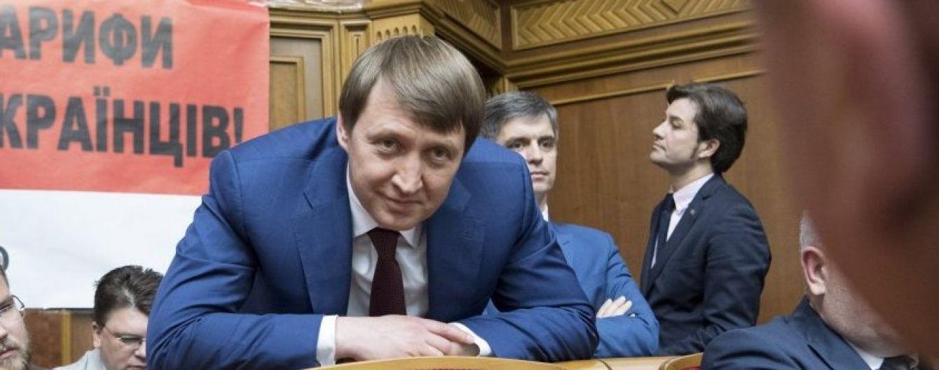 Міністр Кутовий подав у відставку через земельну реформу і напружені відносини з прем'єром – ЗМІ