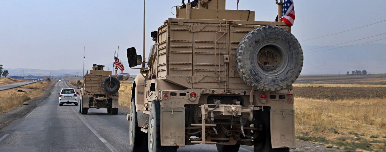 США провели в Сирії військову операцію за участю десанту