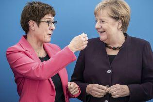 """Германия призывает создать в Сирии международную """"зону безопасности"""""""