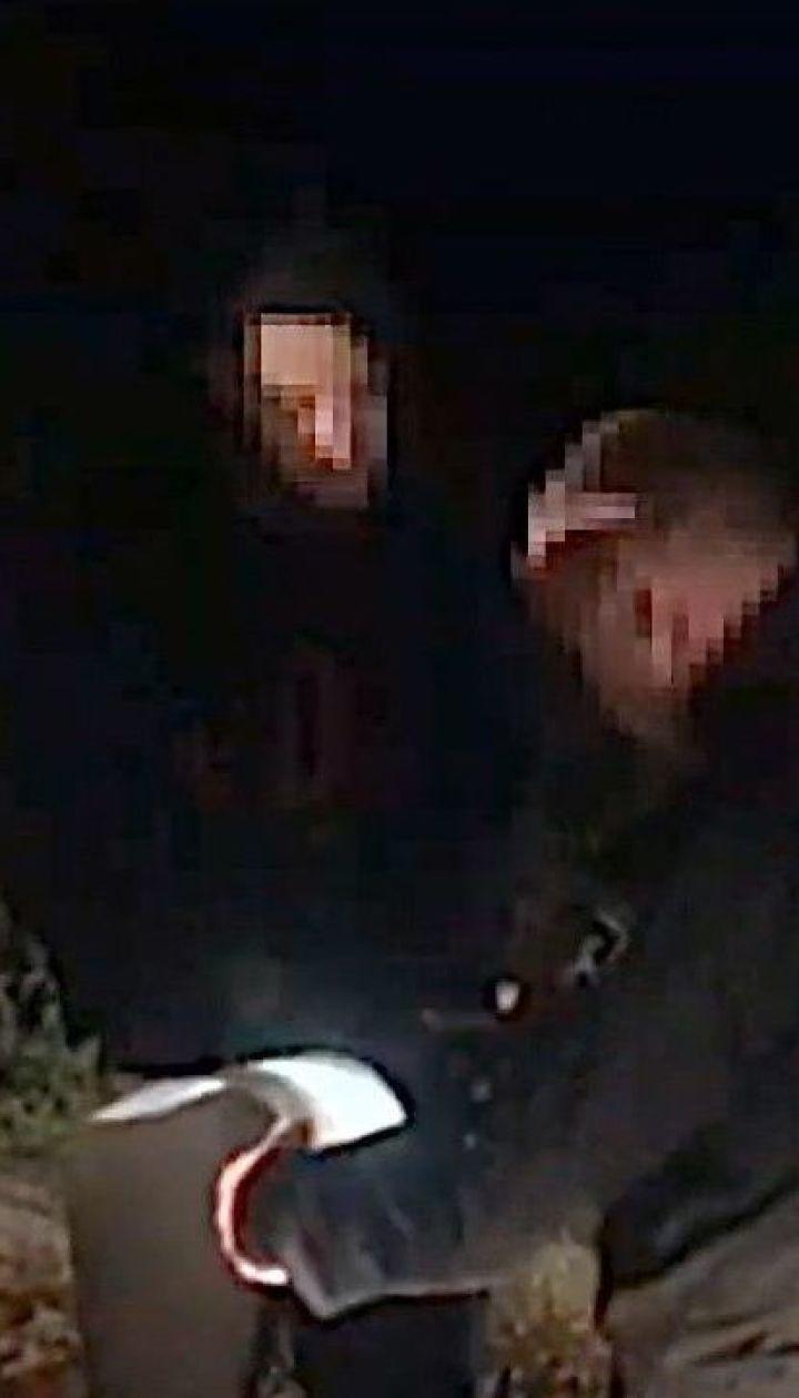 Троє молодиків на Рівненщині вчинили розбійний напад на фермера