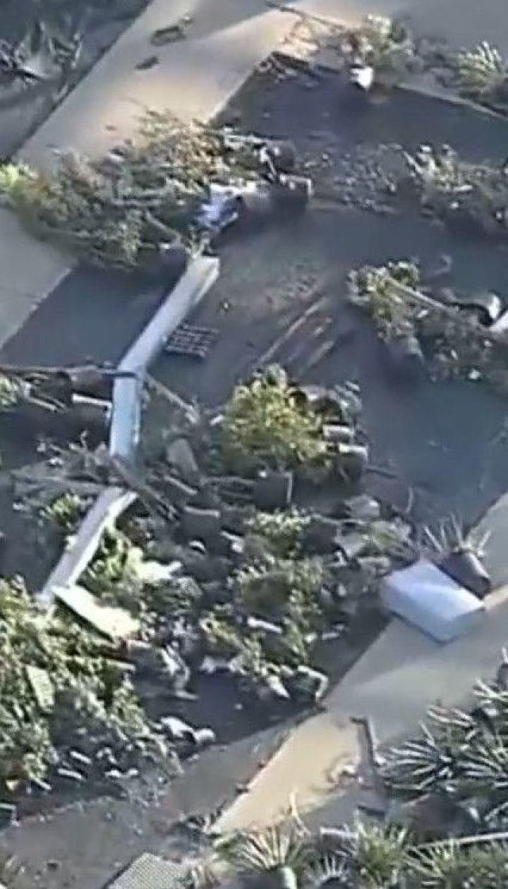 Более 120 тысяч жителей Техаса остались без света из-за мощного торнадо