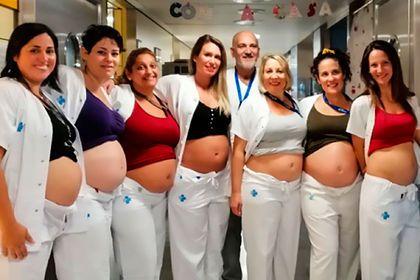 мдсестри барселона вагітність