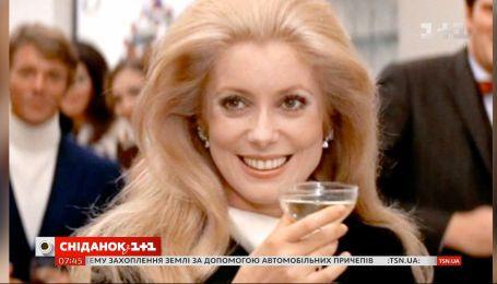 Француженка, которая не боится стареть - Правила жизни Катрин Денев