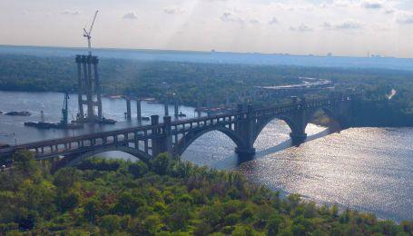 Новий міст через Дніпро зведуть за підтримки китайської компанії