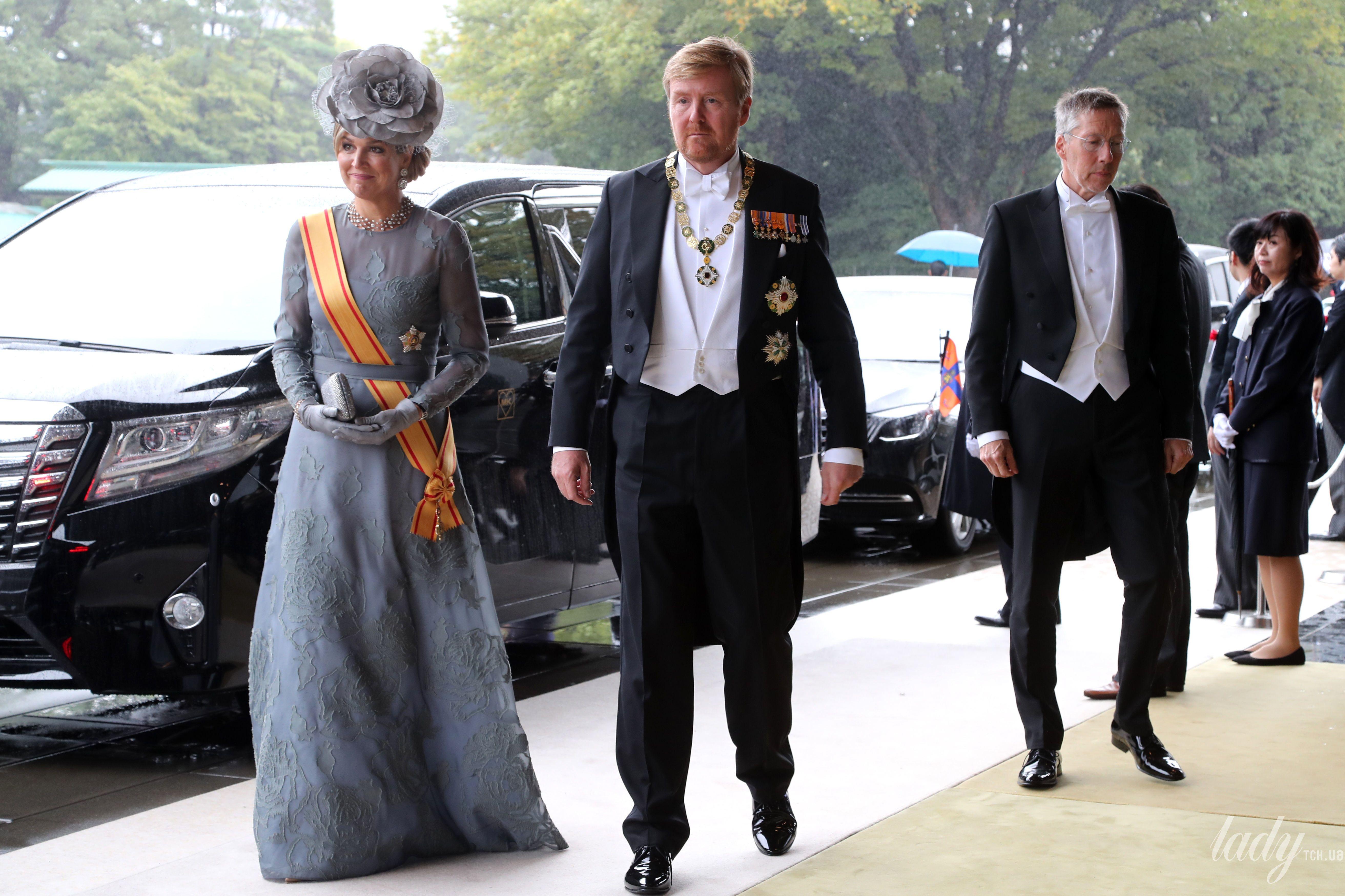 Королева Максима и король Виллем-Александр